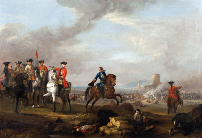 The Duke of Marlborough owed his success in part to his superb staff who saw to all aspects associated with conducting long marches. Marlborough's forced march to Oudenarde left the French generals stunned.