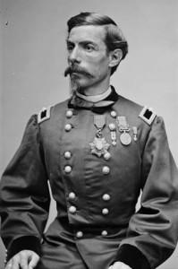 Duffie as a brigadier general.