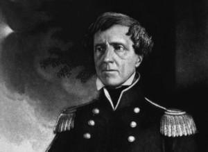 Lt. Col. Stephen W. Kearny.
