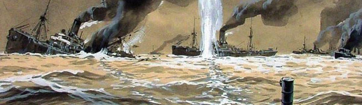 Evolution of the Submarine