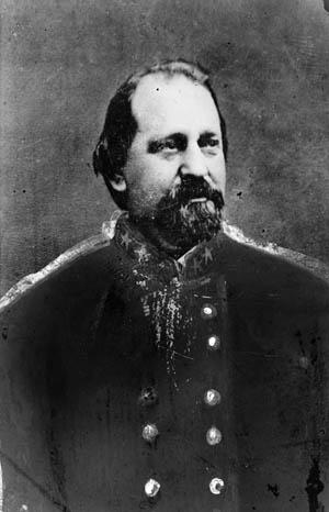 Confederate Brig. Gen. Alfred Vaughn.