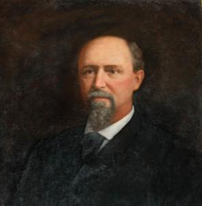 Confederate Brig. Gen. Lawrence Ross.