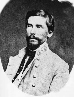 Maj. Gen. Patrick Cleburne.