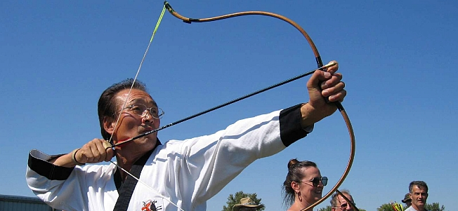 how to make a composite bow