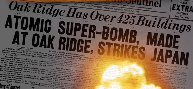 During he 1930s and 1940s, America's top secret A-bomb program was undergoing scrutiny from our enemies and allies.