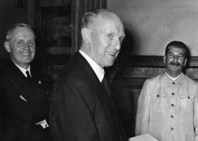 Deal of the Devils: The Molotov-Ribbentrop Pact