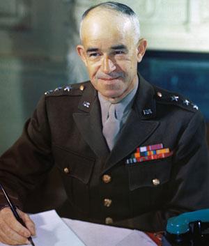 General Omar N. Bradley
