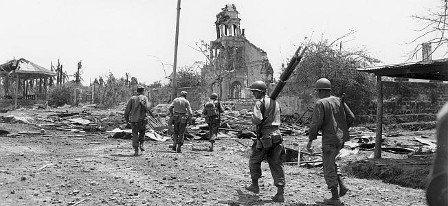 Raid at Los Banos
