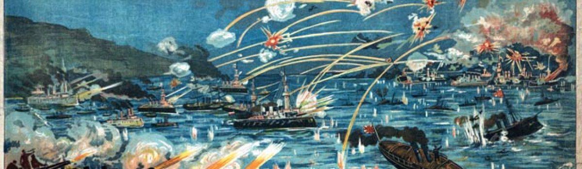 Baiting the Russian Bear: The Siege of Port Arthur