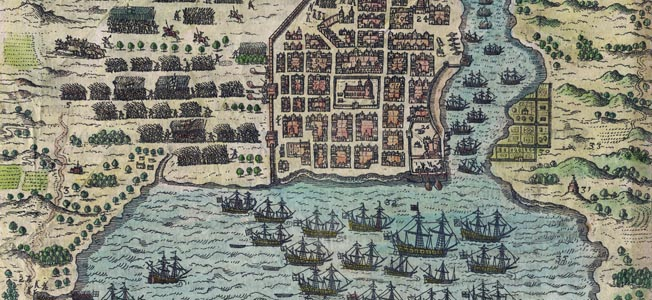 English, French and Dutch pirates preyed on Spanish wealth in the New World for nearly 150 years.