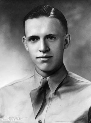 Like thousands of other young Americans, Private Robert W. Creamer was sent as a replacement to a unit that had suffered heavy casualties, in this case the 104th Division.