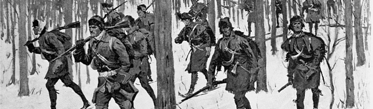 Rogers' Rangers and the Battle of LaBarbue Creek