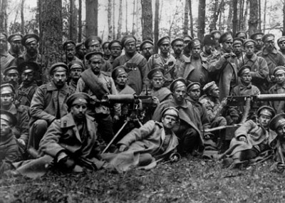Book Reviews: Russia's Last Gasp: The Eastern Front 1916-17