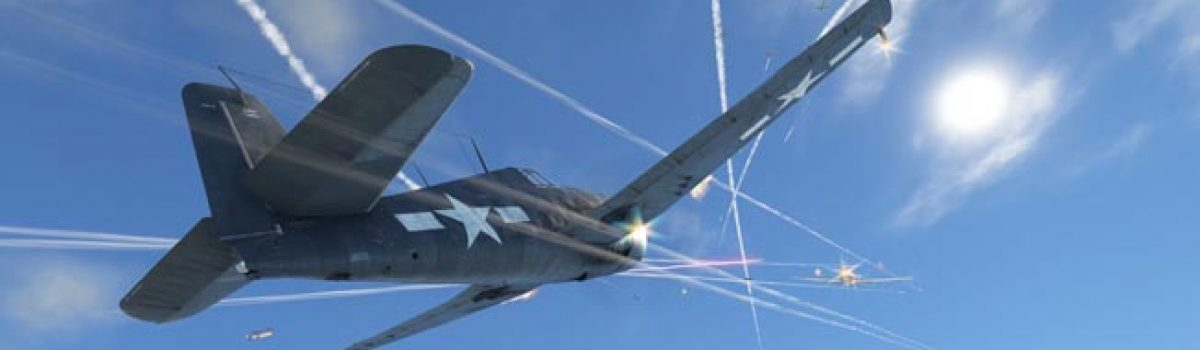 War Thunder: Mitsubishi Zero vs F6F Hellcat