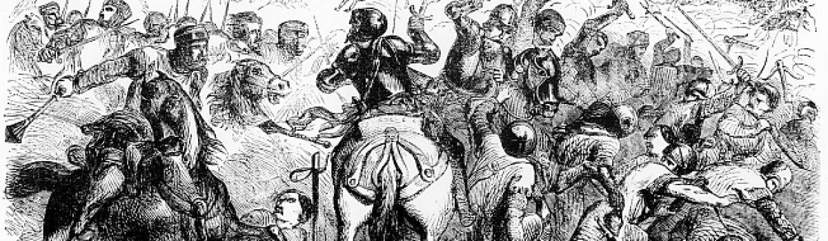 The Battle of Bannockburn: Edward II vs Robert the Bruce