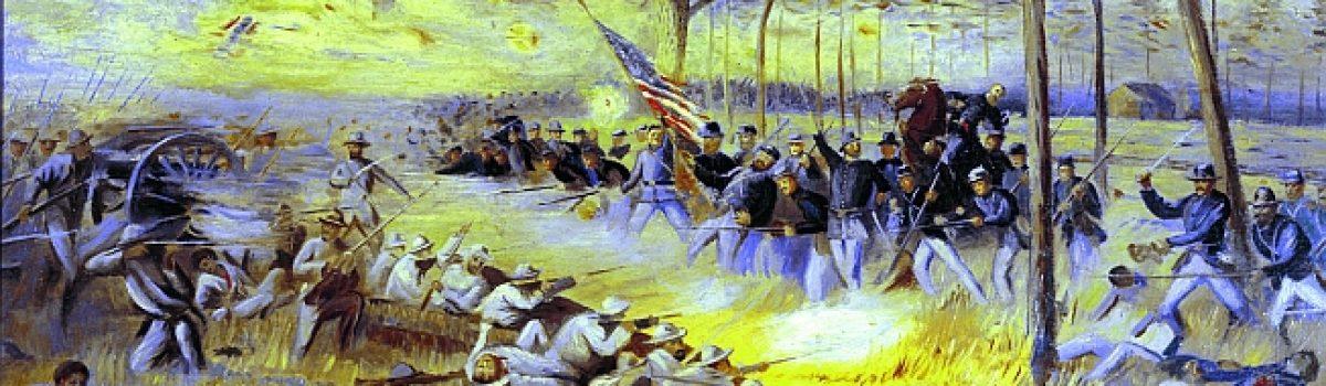 On They Came Like an Angry Flood: The Battle of Chickamauga