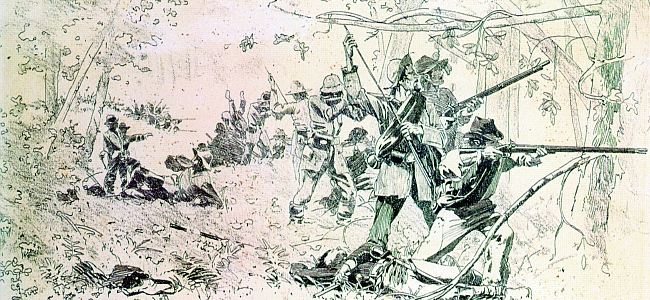 On They Came Like an Angry Flood: The Battle of Chickamauga