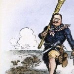 Theodore Roosevelt, the Monroe Doctrine & the U.S. Navy