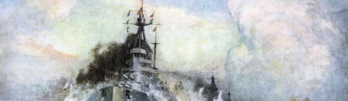 Trafalgar in Reverse: The Battle of Jutland