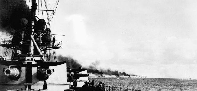 Trafalgar in Reverse: The Battle of Jutland