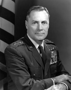 Lt. Joseph H. Moore (pictured as Lt. Gen.).