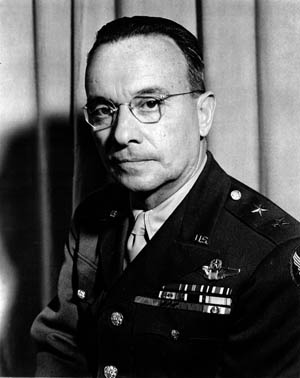 Maj. Gen. Lewis H. Brereton, commander of the U.S. Far East Air Force based in the Philippines.