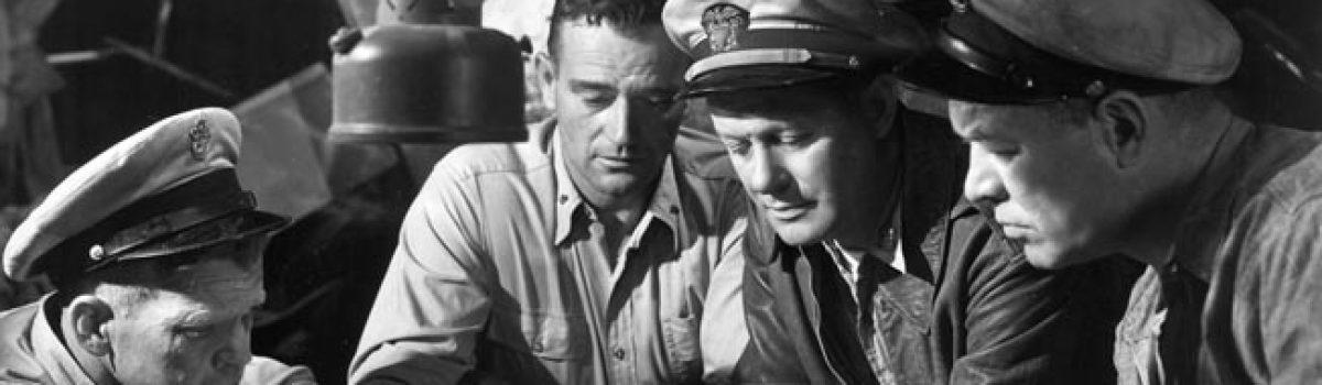 """""""John Ford's Navy"""": A Filmmaker in the OSS"""