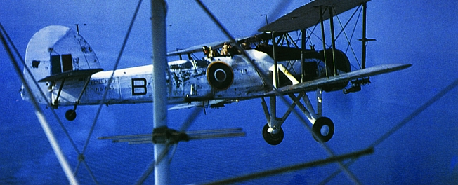 WWII Weapons: The Fairey Swordfish Torpedo Plane a.k.a. Stringbag