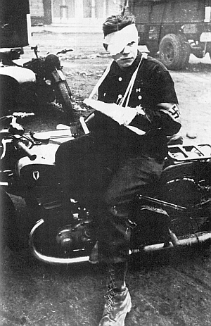 WWII Vehicles: German Motorcycles